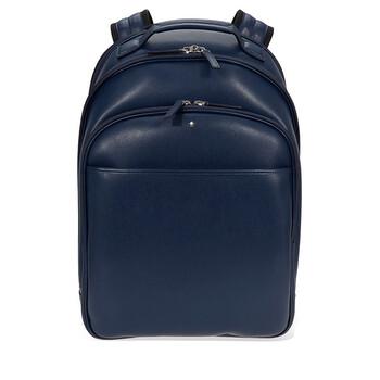 몽블랑 사토리얼 백팩 라지 Montblanc Sartorial Large Backpack - Indigo