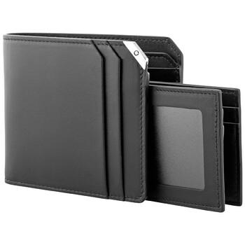 몽블랑 어반 스프릿 지갑 Montblanc Urban Spirit 8cc Wallet- Black