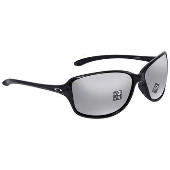 Oakley Cohort Prizm Black Oval Polarized Sunglasses OO9301