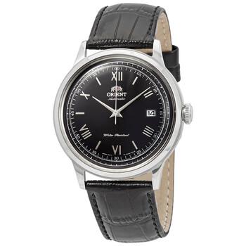오리엔트 남성 시계 Orient 2nd Generation Bambino Automatic Black Dial Mens Watch FAC0000AB0