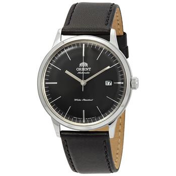 오리엔트 남성 시계 Orient 2nd Generation Bambino Automatic Black Dial Mens Watch FAC0000DB0