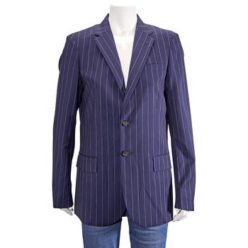 Polo Ralph Lauren Ladies Dlny Blazer Str Wool Cnv, Brand Size 8