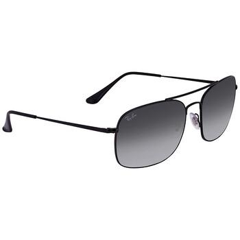 레이밴 스퀘어 선글라스 Ray Ban Grey Gradient Square Unisex Sunglasses RB3611 006/71 60