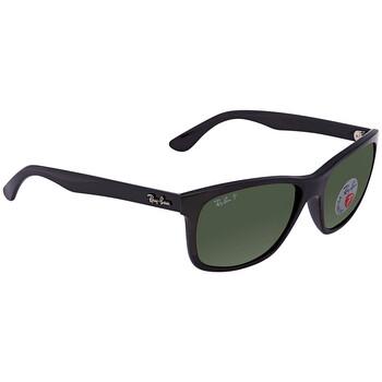 레이밴 스퀘어 선글라스  Ray Ban Polarized Green Classic G-15 Square Mens Sunglasses RB4181 601/9A 57