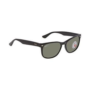 레이밴 스퀘어 선글라스 RayBan Green Classic G-15 Polar Square Sunglasses RB2184 901/5857