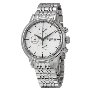 티쏘 남성 시계 Tissot Carson Chronograph Automatic Mens Watch T0854271101100
