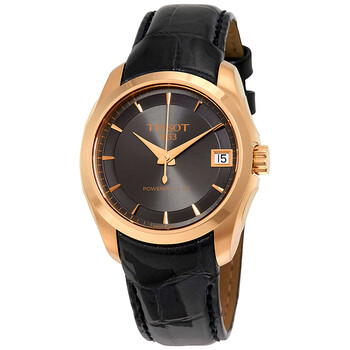Deals on Tissot Couturier Automatic Ladies Watch
