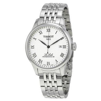 티쏘 시계 Tissot Le Locle Powermatic 80 Automatic Mens Watch T006.407.11.033.00