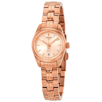 TISSOT T-Classic Rose Rose Gold PVD Dial Ladies Watch Deals
