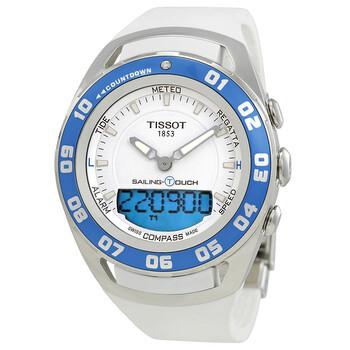 티쏘 손목 시계 Tissot T-Touch Sailing Perpetual Mens Watch T056.420.27.011.00