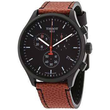 티쏘 손목 시계 Tissot XL NBA Collector Chronograph Black Dial Mens Watch T116.617.36.051.08