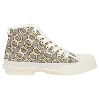 Tory Burch Tb Buddy H Top Sneaker, Brand Size 6