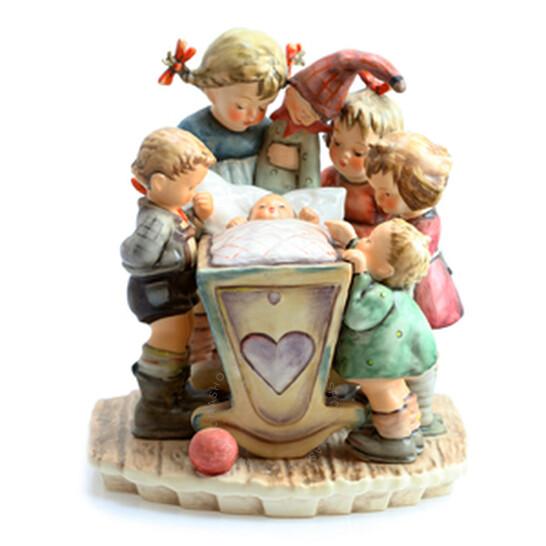 "Hummel 1994 Century Collection ""Rock-A-Bye"" Figurine 155111 | Joma Shop"