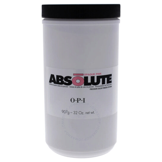Opi Absolute Opaque Pink Powder by OPI for Women - 32 oz Nail Powder | Joma Shop