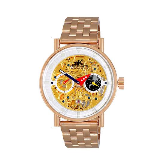 Adee Kaye AK2266 Automatic Men's Watch AKJ2266-040RG   Joma Shop