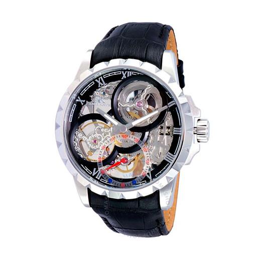 Adee Kaye AK5664 Black Dial Men's Watch AKJ5664-0MBK | Joma Shop