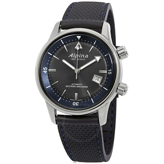 Alpina Seastrong Diver Heritage Automatic Men's Watch (525G4H6)