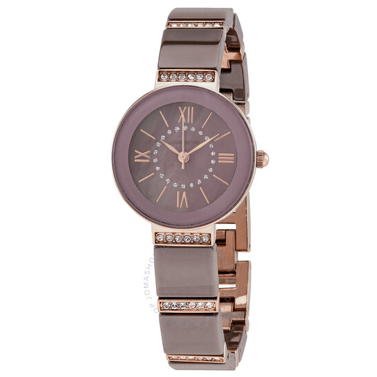 Anne Klein Quartz Ladies Watch AK/3340MVRG   Joma Shop