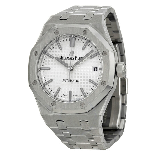 Audemars Piguet Royal Oak Automatic Silver Dial Stainless Steel Unisex Watch 15450ST.OO.1256ST.01   Joma Shop