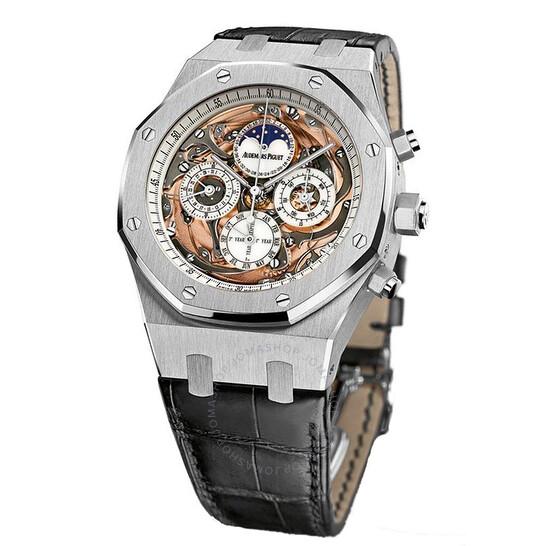 Audemars Piguet Royal Oak Grande Complication Automatic White Gold Men's Watch 26552BC.OO.D002CR.01 | Joma Shop