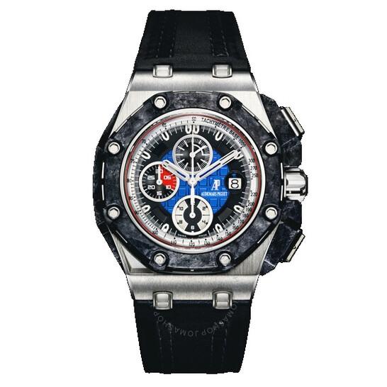 Audemars Piguet Royal Oak OffShore Automatic Chronograph Platinum Men's Watch 26290PO.OO.A001VE.01   Joma Shop