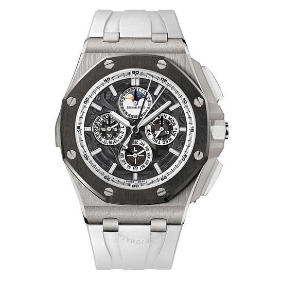 Audemars Piguet Royal Oak Offshore Chronograph Perpetual Calendar Men's Watch 26571IO.OO.A010CA.01   Joma Shop