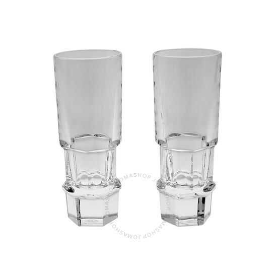 Baccarat Abysse Vodka Shot Glass Set of 2 2603422   Joma Shop