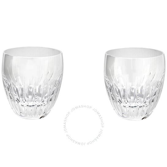 Baccarat Massena Set of 2 Tumblers 2810592 | Joma Shop