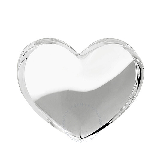 Baccarat Zinzin Heart Small Clear 2105112 | Joma Shop