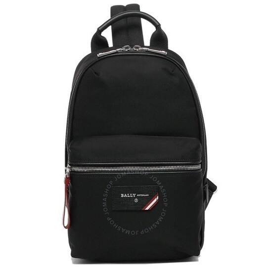 Bally Black Men's Fuston Backpack