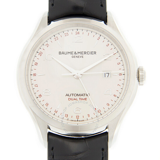 Baume Et Mercier N/A Silver-tone Dial Unisex Watch M0A10112 | Joma Shop