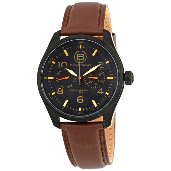 Ben And Sons Marshall Men's Watch BS-10010-BB-01   Joma Shop