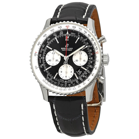 Breitling Navitimer Chronograph Automatic 43 mm Men's Watch AB0121211B1P2   Joma Shop