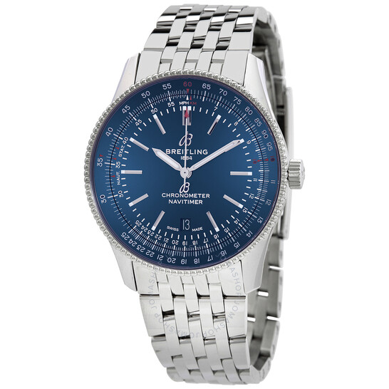 Breitling Navitimer 41 Automatic Blue Dial Men's Watch A17326161C1A1 | Joma Shop