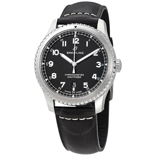 Breitling Navitimer 8 Automatic Chronometer Black Dial Men's Watch A17314101B1X1 | Joma Shop