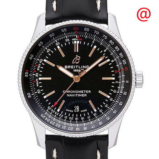 Breitling Navitimer Automatic Black Dial Men's Watch A17326241B1P1 | Joma Shop