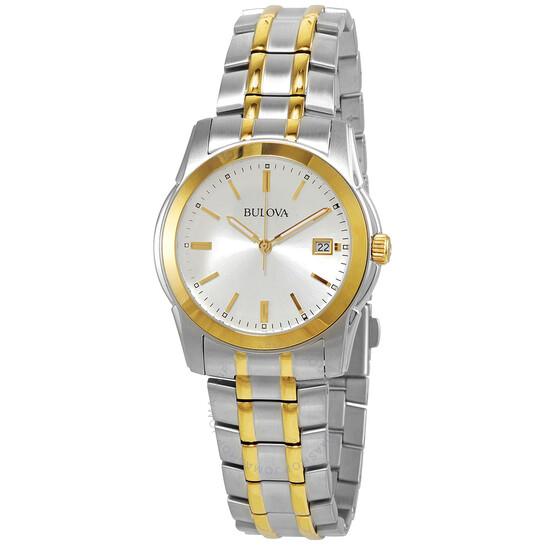 Bulova Bracelet Two-tone Men's Watch 98H18 | Joma Shop