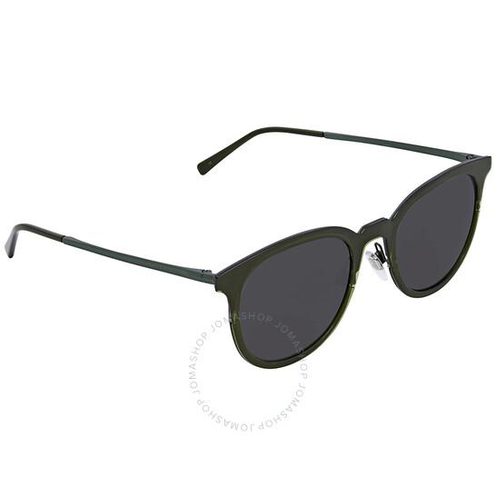 Burberry Grey Round Sunglasses (BE3093 1247/5V)