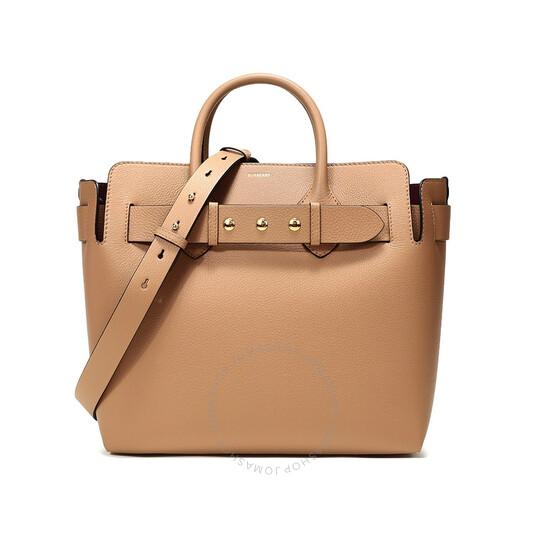 Triple Leather Bag