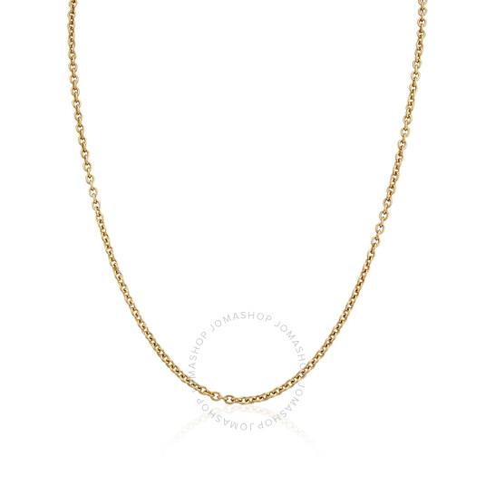 Bvlgari Catene 18K Yellow Gold Chain 322192   Joma Shop