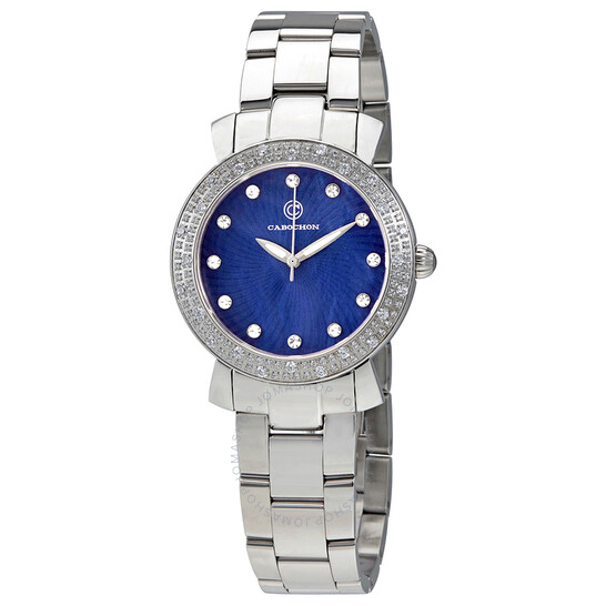 Cabochon Carmel Crystal Ladies Watch CABOCHON-16604-33   Joma Shop