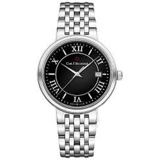 Carl F. Bucherer Adamavi Automatic Black Dial Watch 00.10314.08.35.21 | Joma Shop