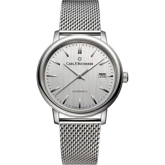 Carl F. Bucherer Adamavi Automatic Silver Dial Men's Watch 00.10314.08.13.22 | Joma Shop