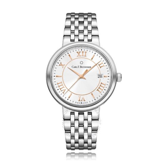 Carl F. Bucherer Adamavi Automatic Silver Dial Men's Watch 00.10314.08.15.22 | Joma Shop