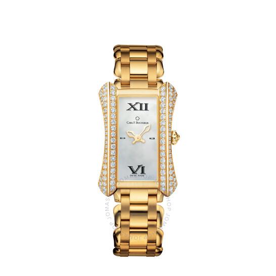 Carl F. Bucherer Alacria Queen Ladies Watch 00.10701.01.71.32 | Joma Shop
