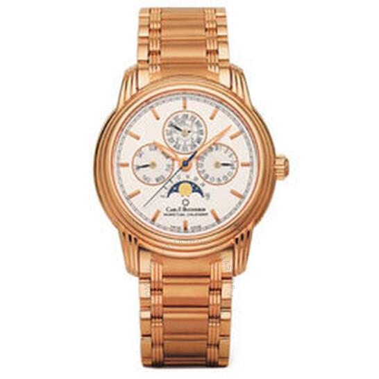 Carl F. Bucherer Manero Archimedes Perpetual Automatic Men's Watch 00.10209.03.13.21   Joma Shop