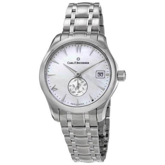 Carl F. Bucherer Manero AutoDate Automatic Watch 00.10922.08.73.21 | Joma Shop