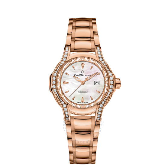 Carl F. Bucherer Pathos Diva Automatic Ladies Watch 00.10580.03.73.31.02 | Joma Shop
