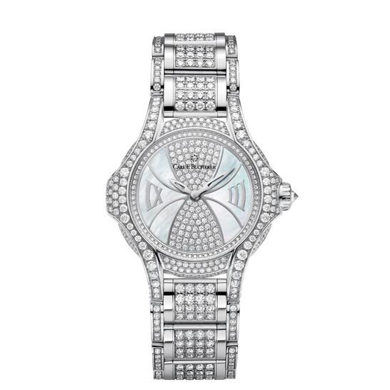 Carl F. Bucherer Pathos Ladies Watch 00.10590.02.99.31   Joma Shop