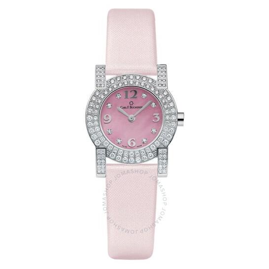 Carl F. Bucherer Pathos Midi Ladies Watch 00.10509.02.87.11   Joma Shop
